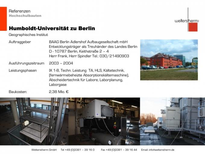 HB HU Berlin